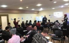Тренинги для активистов в Исламских культурных центрах - часть постоянной работы
