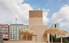 © KUEHN MALVEZZI/Ulrich Schwarz: В Берлине на месте разрушенной в 1964 году коммунистами кирхи Святого Петра создали религиозный центр House of One, где под одной крышей смогут молиться христиане, иудеи и мусульмане.