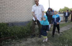 Fourth Housewarming in Kherson Region: Another Large Family Gets a House