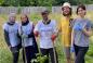 Волонтеры киевского ИКЦ заложили сквер для подопечных интерната на Житомирщине
