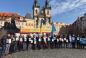 У Празі і Брюселі відбулися акції #LiberateCrimea