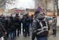 Ukrainian authorities copy Russia and carry out raid outside Kyiv Mosque