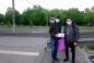 ©️ІКЦ ім. Мухаммада Асада: Активісти ІКЦ Львова приготували і розвесли іфтар представникам кримськотатарської діаспори
