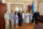 фейсбук: Еміне Джапарова на першій зустрічі з керівниками секторів Національної комісії України у справах ЮНЕСКО: