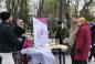 В Мариинском парке киевляне узнавали, почему мусульмане любят Марию