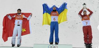 Тренером олімпійського чемпіона з фрістайлу є кримський татарин