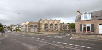 У шотландському Перті зведуть мечеть