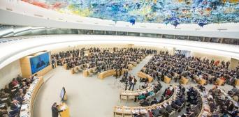 Експерти ООН представлять доповідь про ситуацію з правами людини у Криму