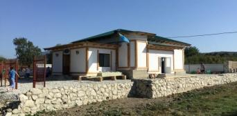 У кримському селі Кокташ свято на честь відновленої мечеті