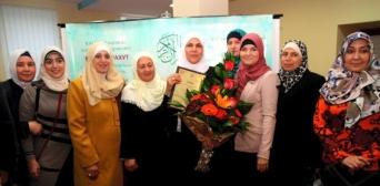 Ще одна мусульманка в Києві стала знавцем Корану