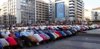 В Афінах завершується будівництво мечеті