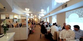 Відкриття нового сімейного ресторану «Family Ноuse», який розпочав роботу в будівлі Ісламського культурного центру м. Києва