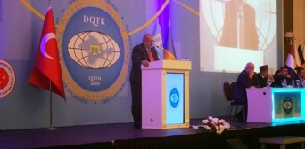 Всемирный конгресс крымских татар избрал президентом Чубарова