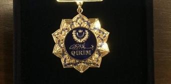Правозахисникам Криму присвоєно знак «За заслуги перед кримськотатарським народом»