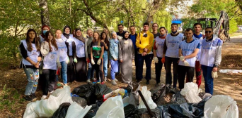 Muslims Making Ukraine Cleaner: Volunteers of Islamic Centres Joined the World Cleanup Day