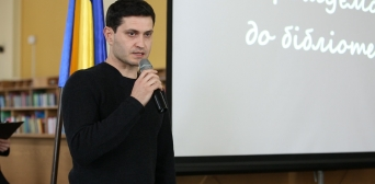 Ахтем Сеітаблаєв: «Особистість Василя Стуса асоціюється з Мустафою Джемілєвим»