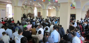 Мусульмани Києва відзначають Ід аль-Адха