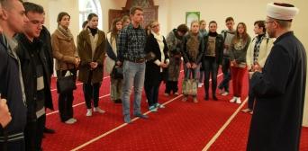 Лекції з релігієзнавства — в Ісламському культурному центрі Києва