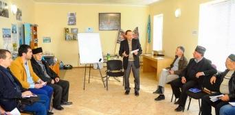 У Криму мусульманських релігійних служителів вчать роботі з молоддю