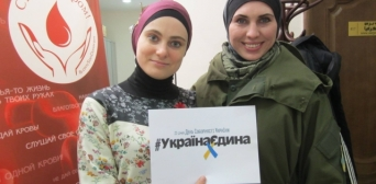 Киевские мусульмане-доноры в очередной раз поделятся кровью