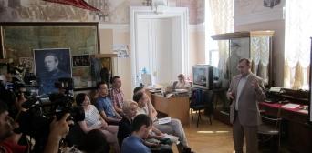 В Киеве вспоминали историю партнёрства украинцев и крымских татар