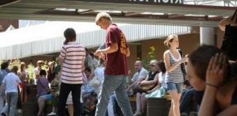 В украинских вузах будут учиться около 800 студентов из Крыма
