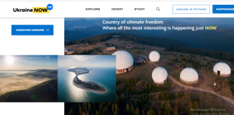 Світ більше дізнається про Україну завдяки сайту UKRAINE.UA