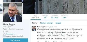 Новий удар кримським татарам завдадуть після виборів до Держдуми