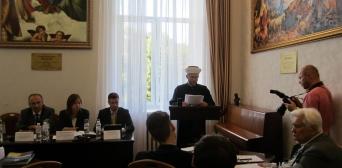 Муфтій ДУМУ «Умма» взяв участь у Міжнародній конференції зі свободи совісті