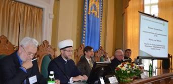 IX Экуменическая социальная неделя: шейх Саид Исмагилов среди докладчиков