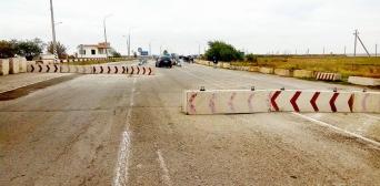 Представників міністерства вразила відсутність нормальних умов для громадян на КПВВ на адмінкордоні з Кримом