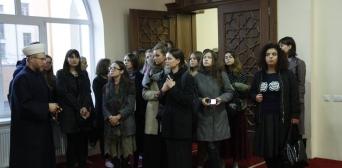 Лекції з ісламознавства краще засвоюються в Ісламському культурному центрі, — студенти київських вишів