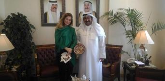 Еміне Джеппар на форумі в Кувейті розповість про порушення прав мусульманського населення Криму