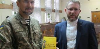 У війську немає місця для релігійної конкуренції, — шейх Саід Ісмагілов