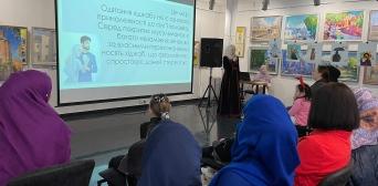© ИКЦ «Аль-Исра», Винница: 13.02.2021 г. в КЦ «Галерея XXI» — акция ко Всемирному Дню хиджаба