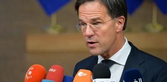 © ️UAinfo Премьер-министр Марк Рютте просит короля Нидерландов Виллема-Александра об отставке всего правительства