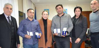 Братів Ширінових нагороджено відзнакою Миколаївської обласної ради