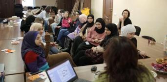 Как избегать опасности физического и психологического насилия — в ИКЦ Киева провели семинар для девочек-подростков