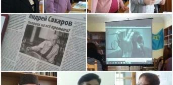 У Бахчисараї кримські татари провели вечір пам'яті Андрія Сахарова