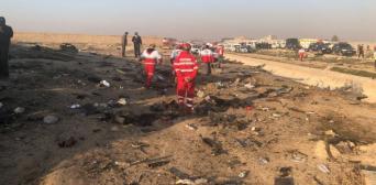 «Прийми, Боже, їхні душі…», — українські мусульмани висловлюють співчуття близьким загиблих у тегеранській авіатрощі