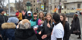 """Inspired by Muhammad"" Action was held in 10 cities of Ukraine"