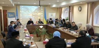 Endonezya Müslümanları Ukrayna'ya resmi bir ziyarette bulundular