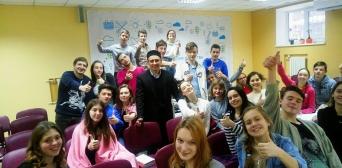 Імам мечеті м. Дніпро розповідав студентам Української академії лідерства про Іслам