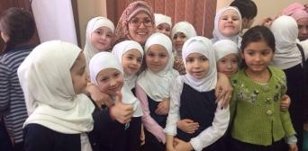 Маленькі учениці гімназії «Наше майбутнє» зустріли Всесвітній день хіджабу у всеозброєнні знань