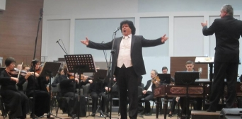 Концерт Фемія Мустафаєва: кримський татарин з Україною в серці