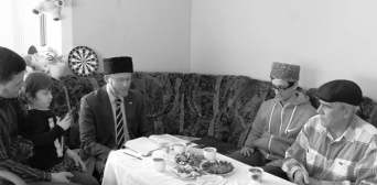 Муфтій Саід Ісмагілов завітав до мусульман Дрогобича