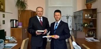 У читальній залі КНУ ім. Шевченка відтепер є Коран українською
