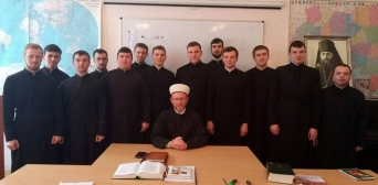 Муфтій розповів православним студентам про українських мусульман