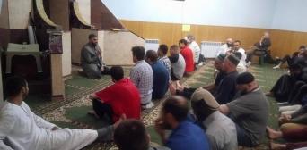 В Запорожье раздают продуктовые наборы нуждающимся в Рамадан