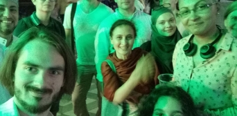 Атмосфера після проповіді та іфтару дуже святкова, добра, — немусульмани в гостях у мусульман